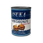 Asuka Whole Peeled Water Chestnuts