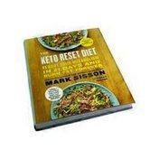 Nutri Books Keto Reset Diet Book