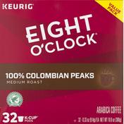 Eight O'Clock Coffee Eight O Clock Arabica Coffee, Medium Roast