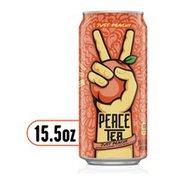 Peace Tea Just Peachy Can