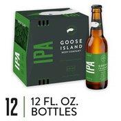 Goose Island Beer Co. IPA Beer Bottles