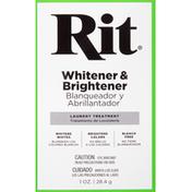 Rit Laundry Treatment, Whitener & Brightener