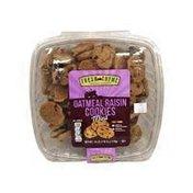 Fresh Thyme Mini Oatmeal Raisin Cookies