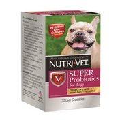 Nutri-Vet Super Probiotic Sc Dog Supplements