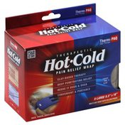 Thermi Paq Pain Relief Wrap, Therapeutic, Hot/Cold, X-Large