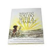 Compendium What Do You Do With a Chance? Hardcover Book