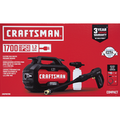 Craftsman Pressure Washer, Cold Water, Electric