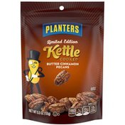 Planters Limited Edition Kettle Cooked Butter Cinnamon Pecans