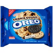 Oreo Cookies, Chocolate Sandwich, Cookie Dough Flavor Creme