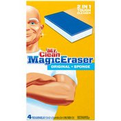 Mr. Clean Mr Clean Magic Eraser Duo 4 Count Surface Care