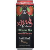 Xingtea Green Tea, Pomegranate & Honey