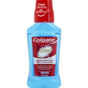 Colgate Mouthwash, Antigingivitis/Antiplaque, Peppermint