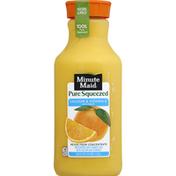 Minute Maid 100% Juice, Calcium & Vitamin D, No Pulp