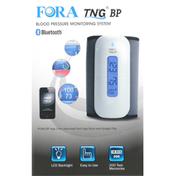 Fora Blood Pressure Monitoring System, Bluetooth