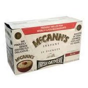 Mccanns Instant Original Oatmeal