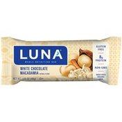 Luna White Chocolate Macadamia Whole Nutrition Bar