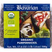 Genuine Bavarian Pumpernickel, Organic