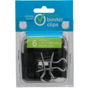 Simply Done Medium Binder Clips