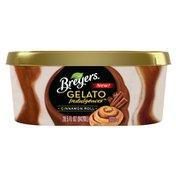 Breyers Gelato Indulgences Cinnamon Roll