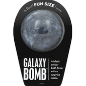 Da Bomb Bath Fizzer, Galaxy Bomb, Fun Size
