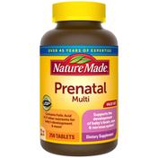 Nature Made Prenatal Multivitamin Tablets