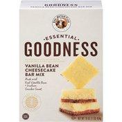 King Arthur Baking Company Essential Goodness Vanilla Bean Cheesecake Bar Mix
