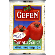 Gefen Tomato Sauce, No Salt Added
