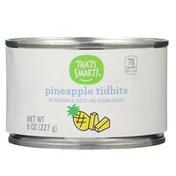 That's Smart! Pineapple Tidbits In Pineapple Juice