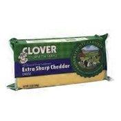 Clover Stornetta Extra Sharp Cheddar Cheese