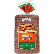 Nature's Own Specialty Honey Wheat Nature's Own Specialty Honey Wheat Bread
