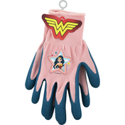 MidWest Gloves & Gear Gripping Gloves, Wonder Woman, Toddlers