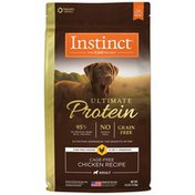 Instinct Ultimate Protein Natural Nutrition For Adult Dogs