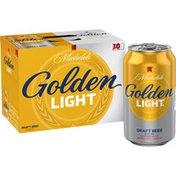 Michelob Golden Light Draft Beer Cans