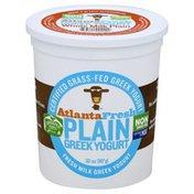 Atlanta Fresh Greek Yogurt, Whole Milk Plain