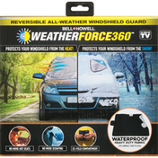 Bell and Howell Windshield Guard, All-Weather, Reversible