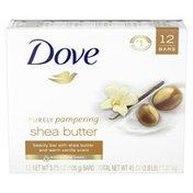 Dove Beauty Bar Shea Butter