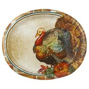 Touch Of Color Plates, Pumpkin Spice