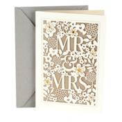 Hallmark Wedding Card