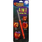 Pumpkin Masters 4-in-1 Carving Tool Kit