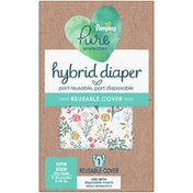 Pampers Hybrid Cloth Diaper Reusable Cover