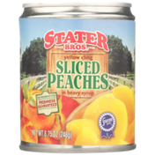 Stater Bros. Markets Sliced Peaches In Heavy Syrup