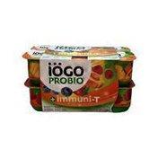 Iogo Mixed Fruit Probiotic Yogurt