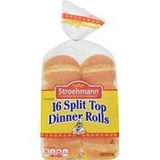 Stroehmann Split Top Dinner Rolls
