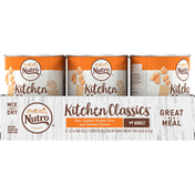 NUTRO Slow Cooked Chicken, Rice and Oatmeal Dinner Dog Food