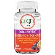 Align Dualbiotic, Prebiotic + Probiotic For Men And Women, Help Nourish