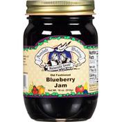 Amish Wedding Jam, Blueberry, Old Fashioned