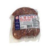 Taiwan Food Style Pork Sausage