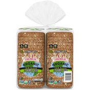 Oroweat Organic Thin 22 Grains & Seeds Bread Twin Pack