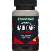 Nature's Bounty Hair Care, Advanced, Gummies, Tropical Citrus Flavored