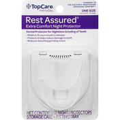 TopCare Night Protector, Extra Comfort, Rest Assured, One Size